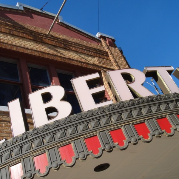 Liberty Theatre.  Eunice, Louisiana