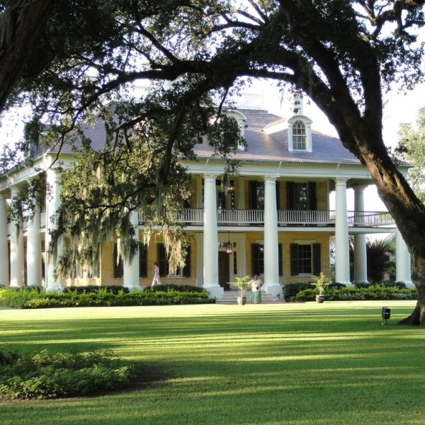 Houmas House Plantation and Gardens. Great River Road, Louisiana