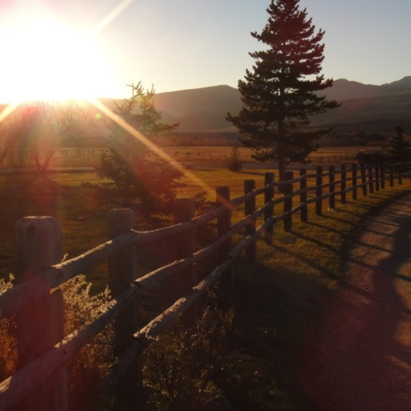 The Home Ranch.  Steamboat Springs, Colorado