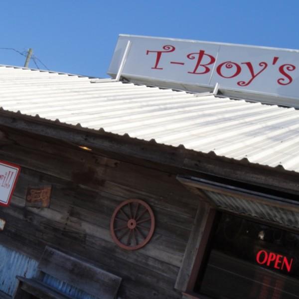 T-Boys Cajun Grill. Creole, Louisiana